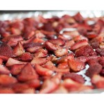Slow-Roasted Balsamic Strawberries