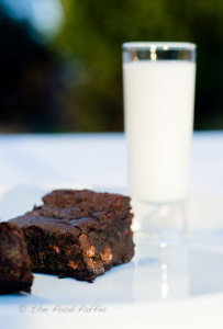 vegan brownie 6